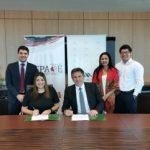 Fundamorgan firma convenio de colaboración con la Asociación Panameña de Debate