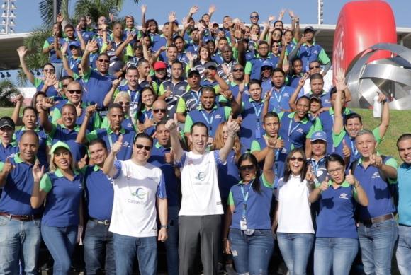 Voluntariado Millicom Tigo Panamá, apoyó Mundial del Barrio 2020