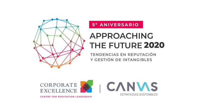 Approaching the Future: Tendencias en Reputación y Gestión de Intangibles cumple en 2020 su quinta edición