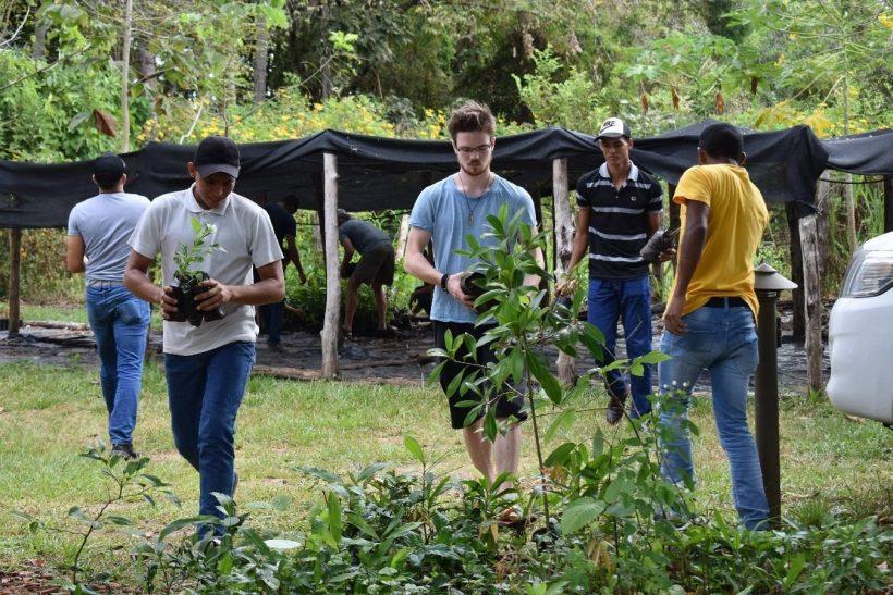 Días de voluntariado en Pro Eco Azuero