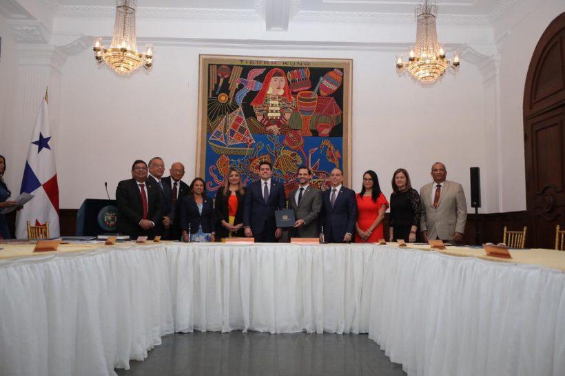 Pacto Nacional por la Responsabilidad Social público –privada: el compromiso de no dejar a nadie atrás