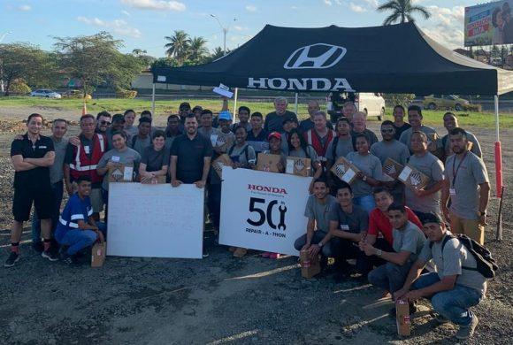 Bahía Motors realiza su 5to reparatón, esta vez en la Ciudad de Colón