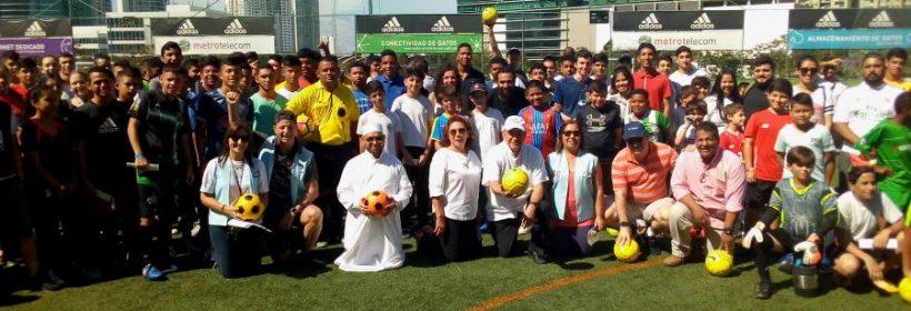 Copa de la Paz: Promoviendo valores y la convivencia desde el fútbol