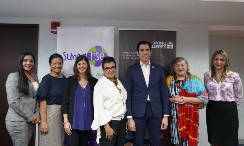 """Campaña """"La igualdad de género es un buen negocio"""" para la promoción de los Principios para el Empoderamiento de las Mujeres"""