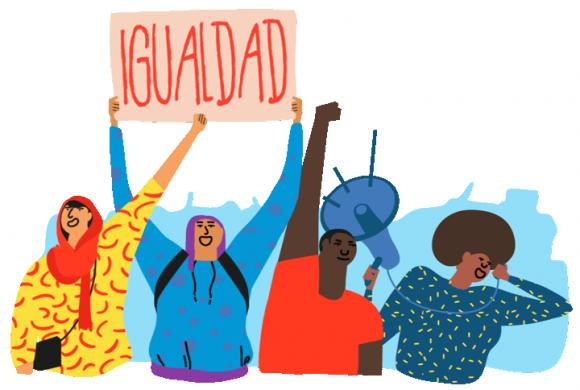 Igualdad de género para 2030