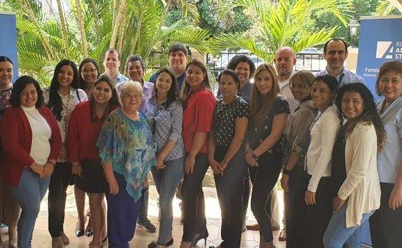 KONRAD realiza taller de manejo de proyectos