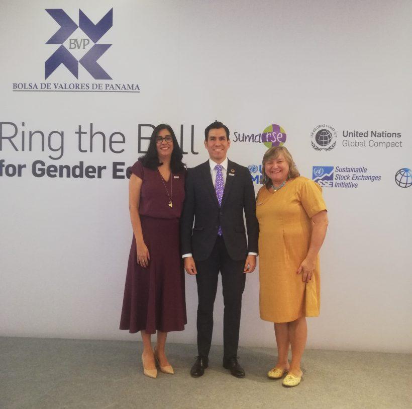 Toque de la Campana por la Igualdad de Género
