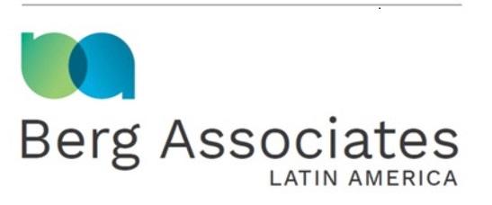 BERG Assocaites (Latin América) INC