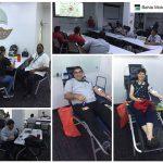 """Bahía Motors realiza jornada de donación de sangre a beneficio de """"Dona Vida"""""""