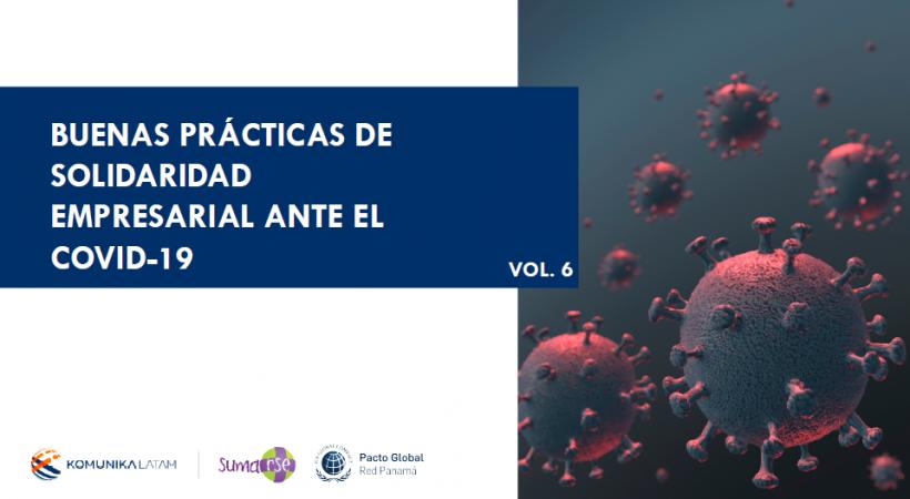 Buenas Prácticas de Solidaridad Empresarial Vol. 6