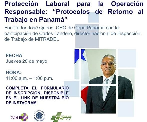 Protocolos de Retorno al Trabajo en Panamá