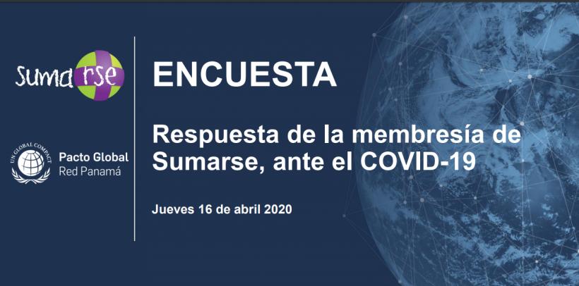 Encuesta – Respuesta de la membresía de Sumarse, ante el COVID-19