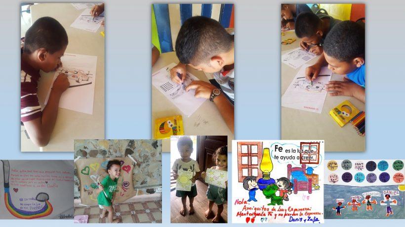 Bahía Motors realiza campaña de voluntariado virtual a beneficio de los niños y jóvenes del Orfanato Luz y Vida