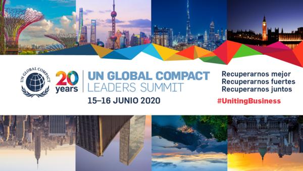 Participa del Leaders Summit 2020: Jefes de Estado se unirán a líderes empresariales y jefes de las Naciones Unidas para debatir sobre COVID-19