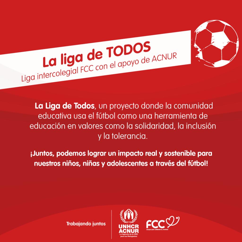 """Lanzamiento virtual de """"La Liga de Todos"""""""