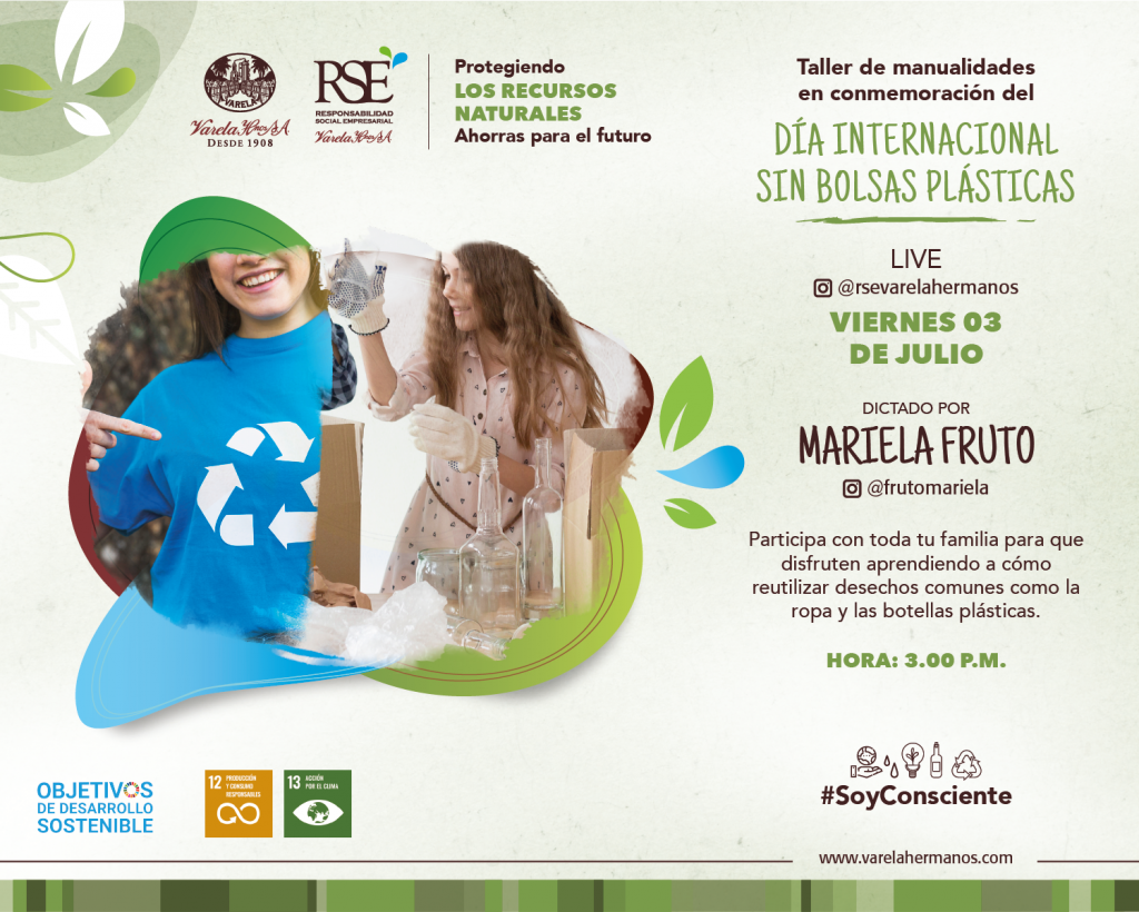 Protegiendo los Recursos Naturales, Ahorras para el Futuro