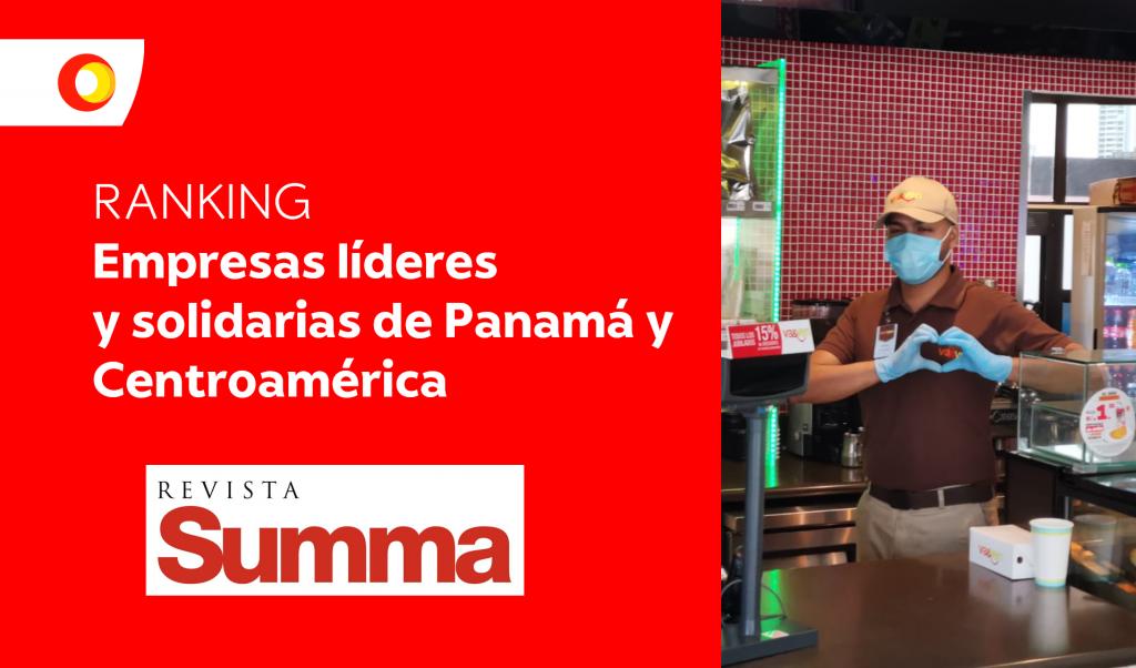 Terpel: referente de liderazgo y solidaridad en Panamá y Centroamérica