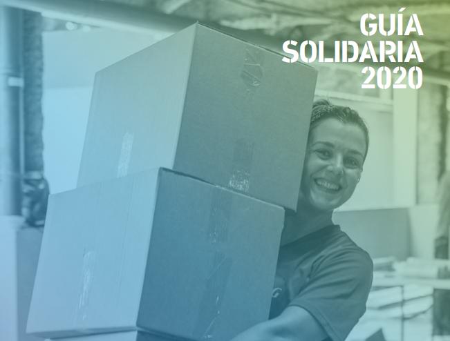 Guía Solidaria 2020: directorio para canalizar apoyo solidario