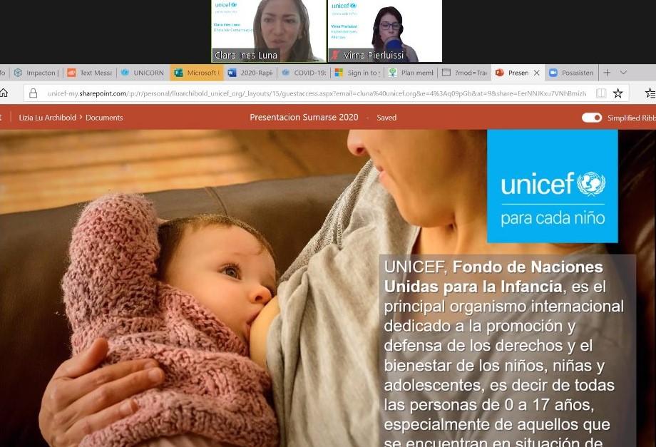 Lactancia materna, un compromiso de todos por el bienestar de la primera infancia y la familia en Panamá: Campaña #SoyEquipoLactancia