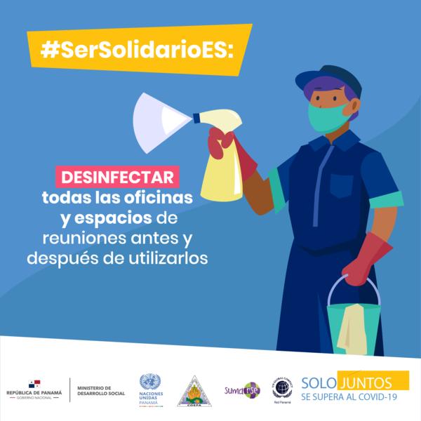 Campaña SerSolidarioEs