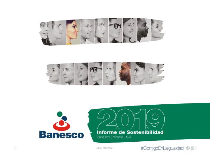 Banesco Panamá publica su Informe de Sostenibilidad 2019: Enmarcado en los ODS de las Naciones Unidas