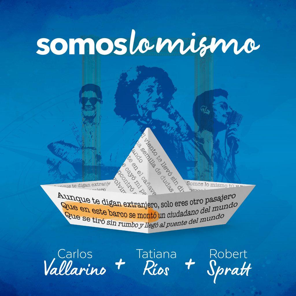 """""""Somos Lo Mismo"""" lanza tema musical inspirado en Panamá y su diversidad cultural"""