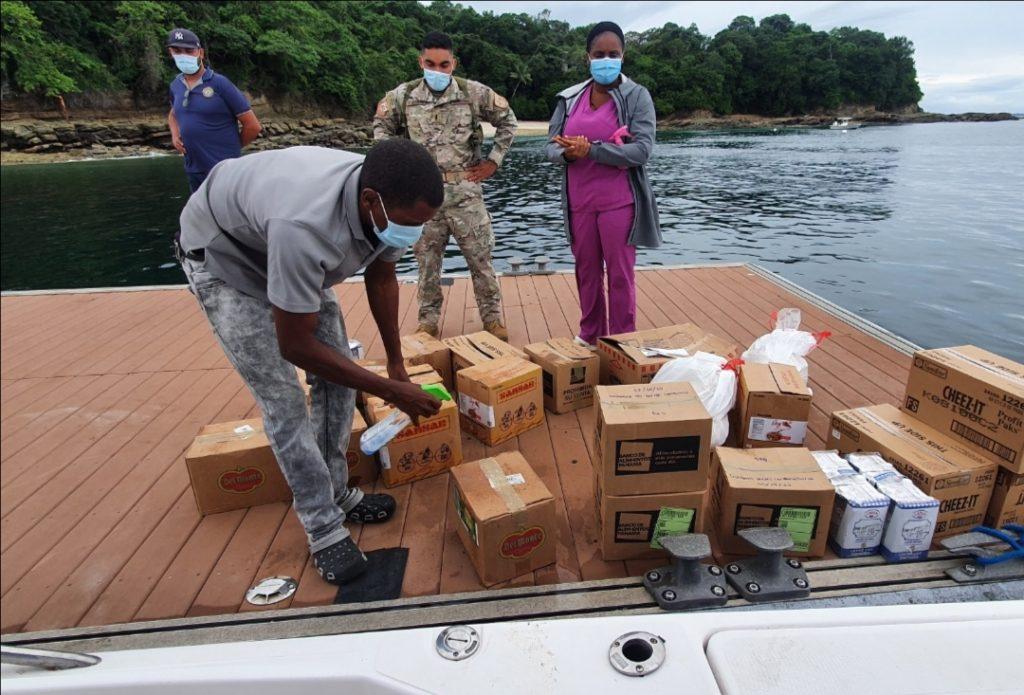 El Banco de Alimentos no se detiene, más de 100 mil personas atendidas en Panamá
