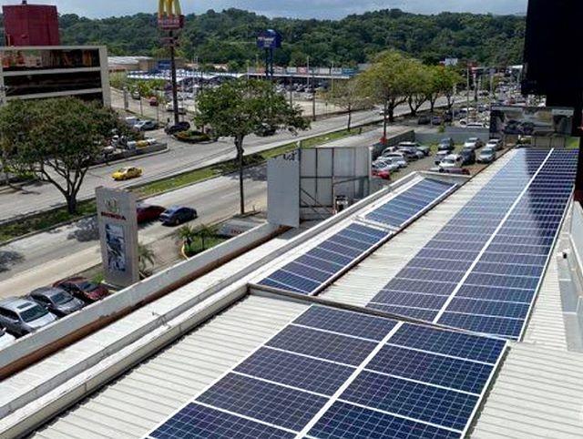 Bahia Motors se une al esfuerzo por la ecoeficiencia con su nueva planta fotovoltaica