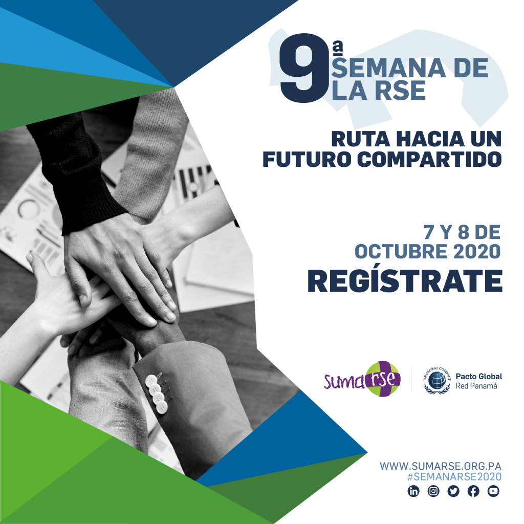 """Es momento de trabajar juntos por la """"Ruta Hacia Un Futuro Compartido"""", este es el enfoque de la 9° Semana de la RSE"""