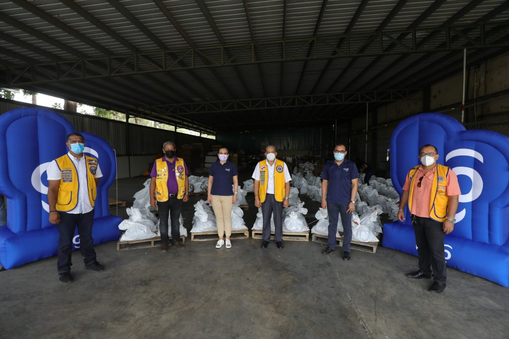 Tigo Panamá se acercó a las familias afectadas por las lluvias en Chiriquí y Bocas del Toro