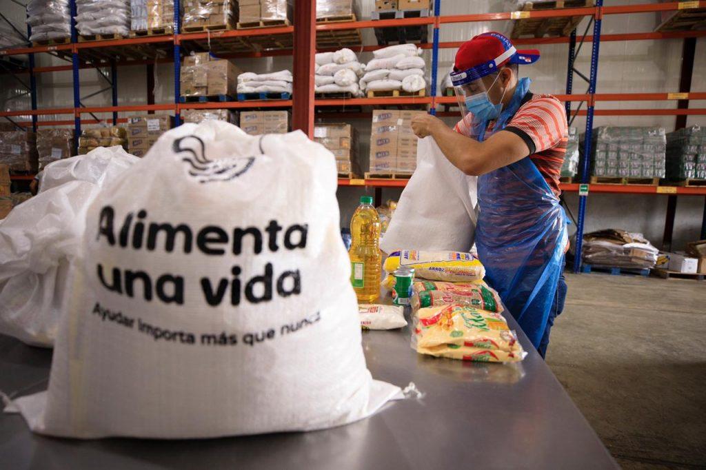 Más de 12 millones de platos servidos en 8 meses de campaña Alimenta una Vida