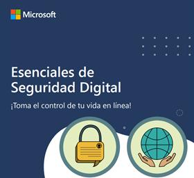 Microsoft presenta e-book titulado «Esenciales de Seguridad Digital»