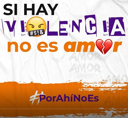 Fundamorgan lanza su campaña #SiHayViolenciaNoEsAmor
