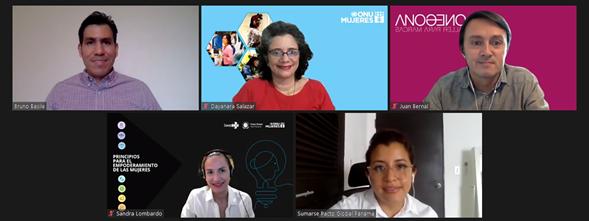 Campaña «Igualdad Es Buen Negocio» para la promoción de los Principios para el Empoderamiento de las Mujeres