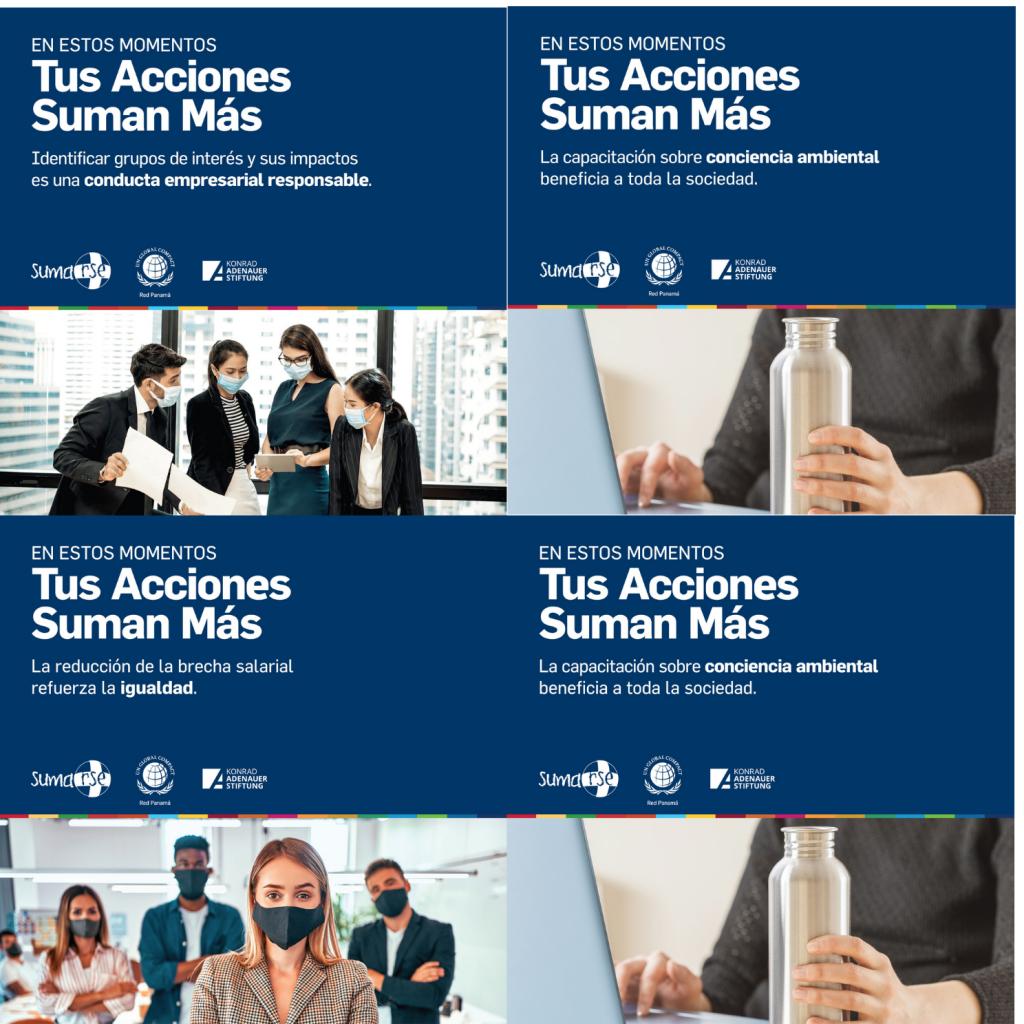 #AccionesQueSumanMás