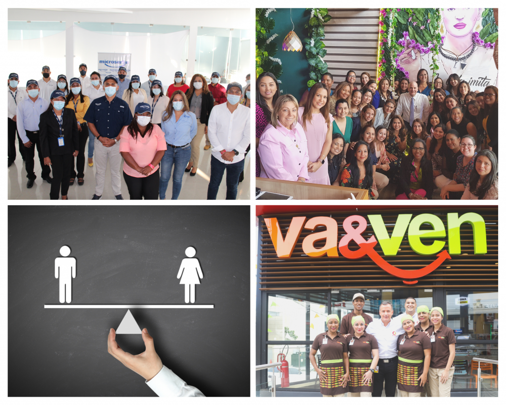 Igualdad de Género, desde la óptica de líderes empresariales