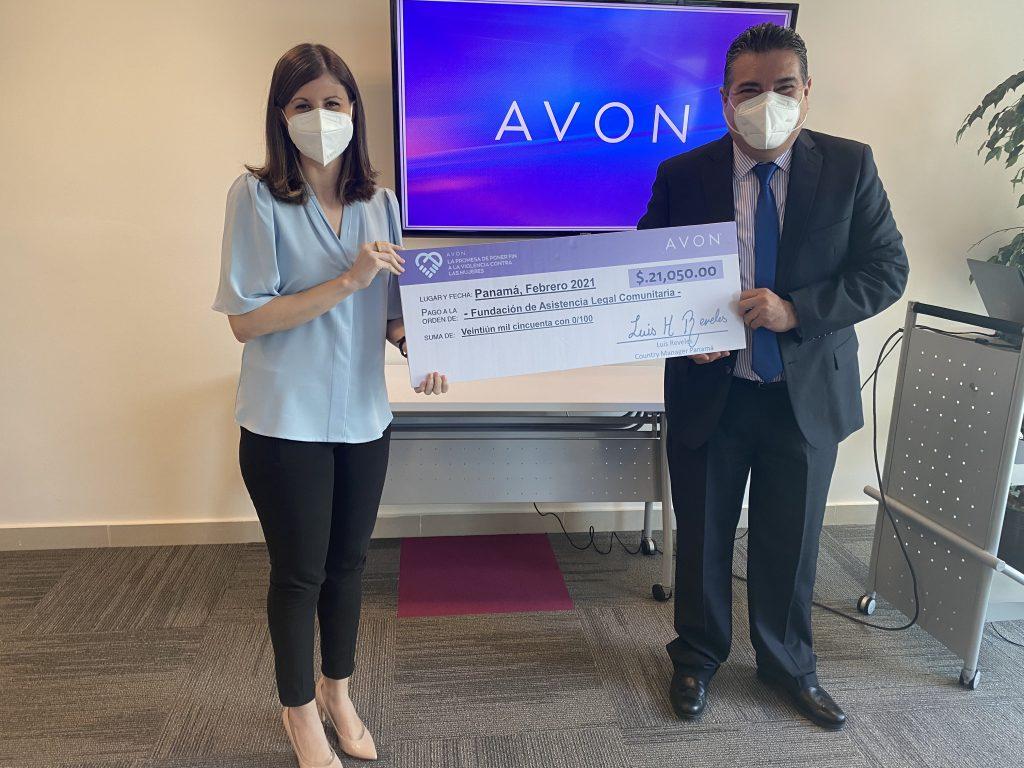 Proyectos de Fundamorgan son seleccionados por el fondo Avon para la lucha contra la violencia de género