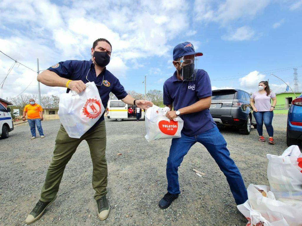 Voluntariado Acción Tigo continúa contribuyendo a la Teletón 20-30