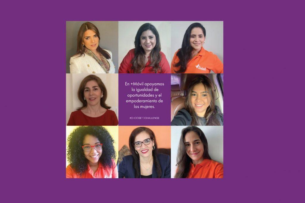 Liberty Latin America y + Móvil conmemoran el Día Internacional de la Mujer