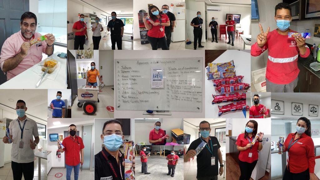 Bahia Motors conmemora el Día Mundial de la Diversión en el Trabajo