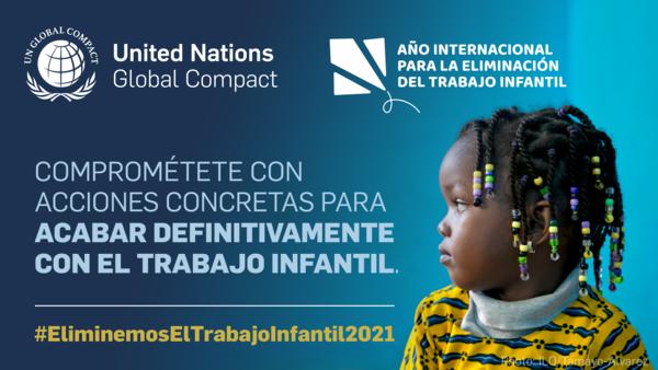 Compromiso de acción de 2021 para contribuir a poner fin al trabajo infantil