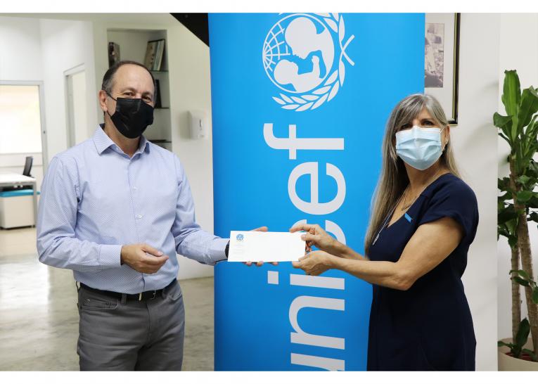Fundación CWP apoya a UNICEF en Panamá para la atención a la niñez en mayor situación de vulnerabilidad