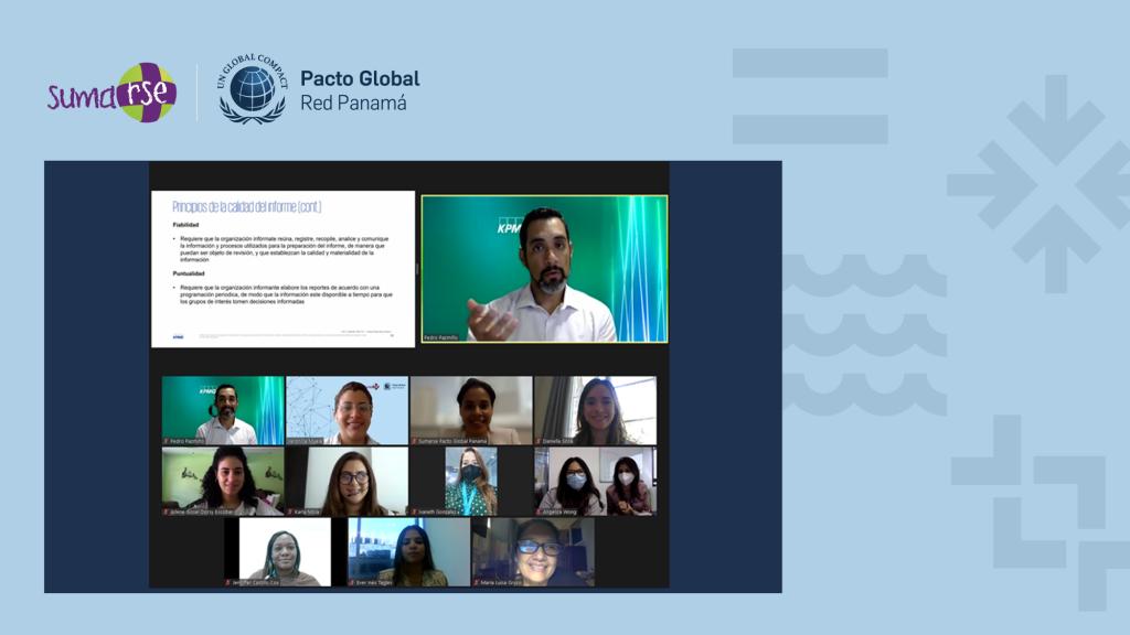 Finaliza Taller para la Elaboración de Informes de Sostenibilidad: Reporte GRI