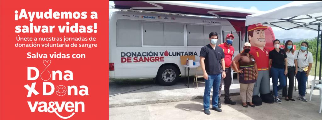 Dona X Dona Terpel – Va&Ven: Al Servicio de Panamá