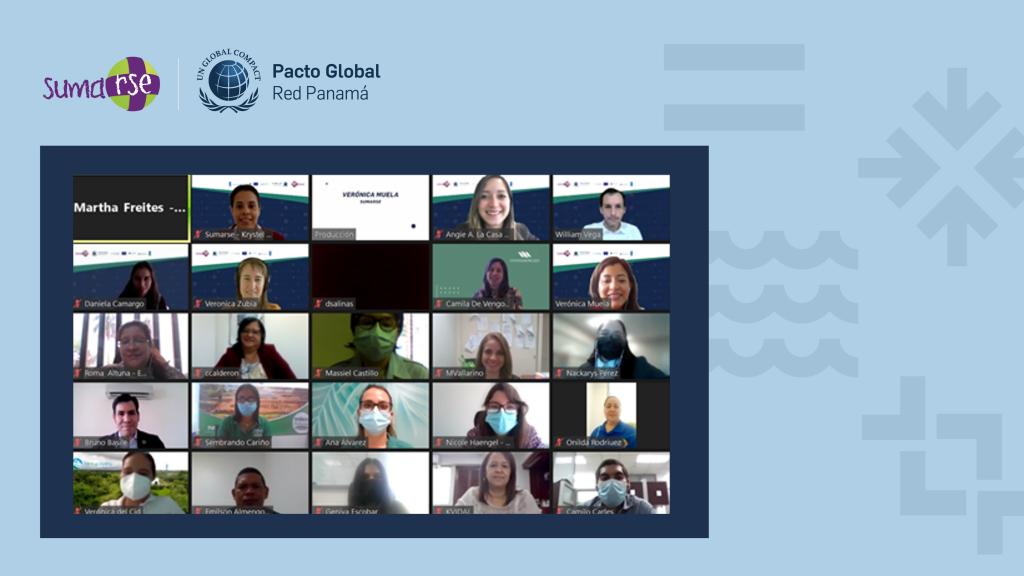 Finalizamos el  Taller Debida Diligencia en Derechos Humanos y ODS: herramientas para empresas privadas