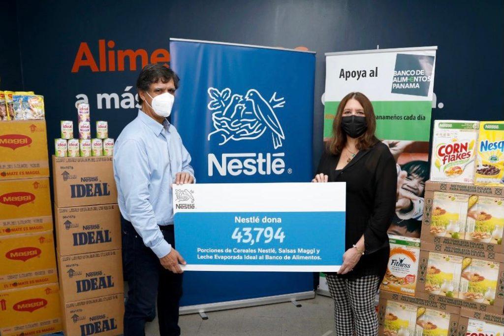 Nestlé reafirma su compromiso con la alimentación y nutrición