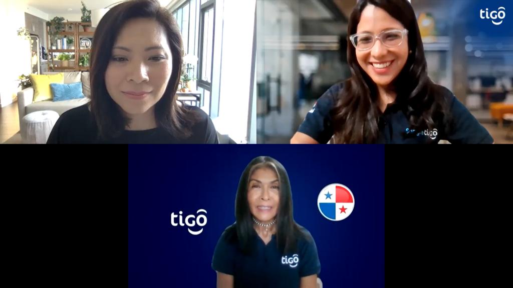 El Programa Conectadas de Tigo Panamá conversó con Min Chen sobre emprendimiento femenino