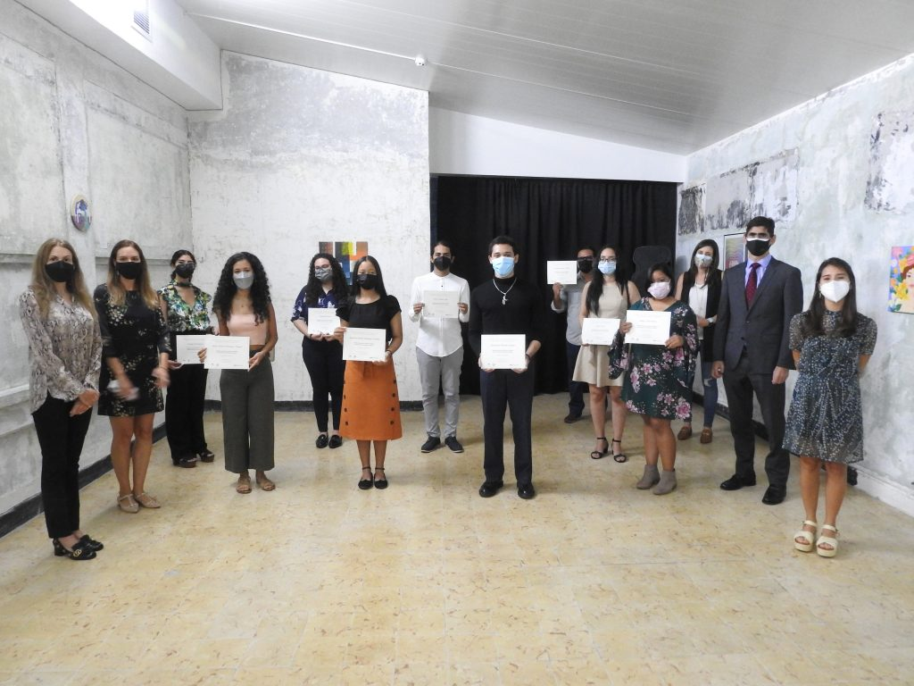 """Fundamorgan y el Museo de Arte Contemporáneo (MAC Panamá) presentan a los ganadores de la iniciativa """"Desafíos de la juventud en tiempos de pandemia: derechos humanos y participación ciudadana"""""""