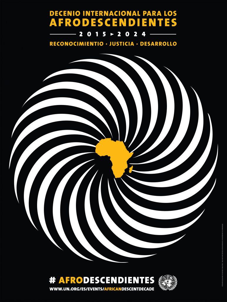 2015-2024 Decenio Internacional para los Afrodescendientes