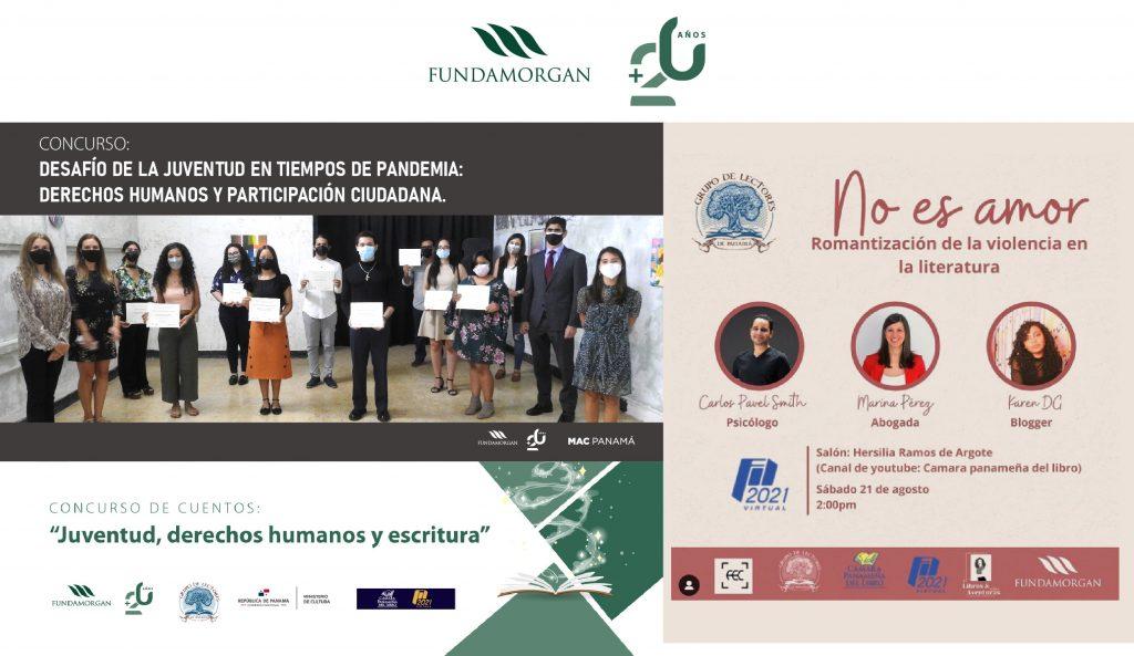 Fundamorgan continúa con la celebración de sus 20 años apoyando proyectos de participación juvenil